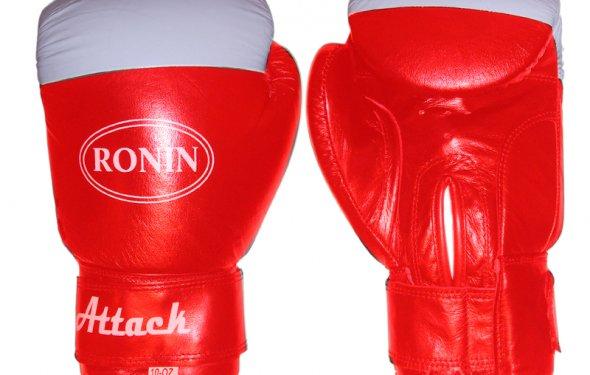 Перчатки бокс Ronin Attack