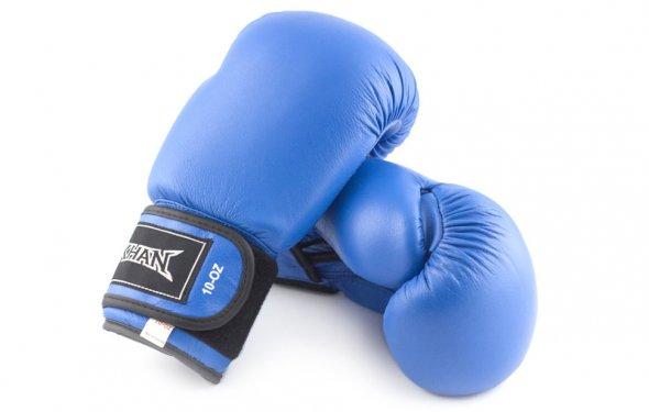 Боксерские перчатки Khan