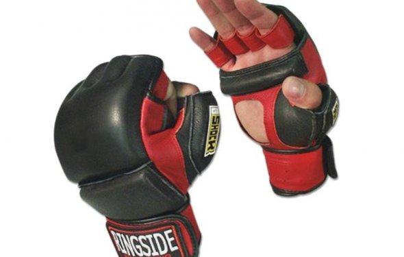 Перчатки для груши своими