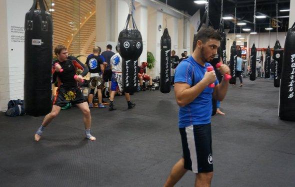 Экипировка боксера