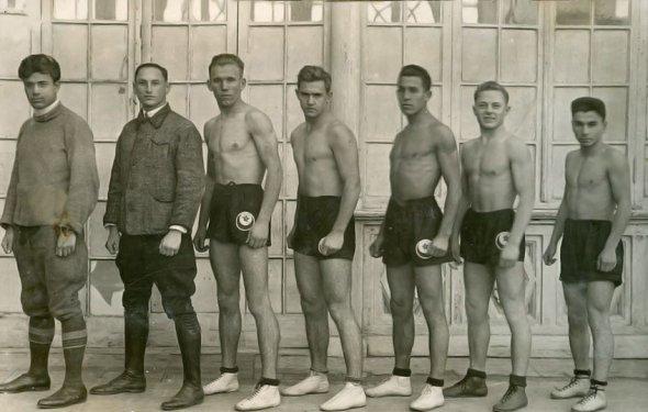 История советского бокса