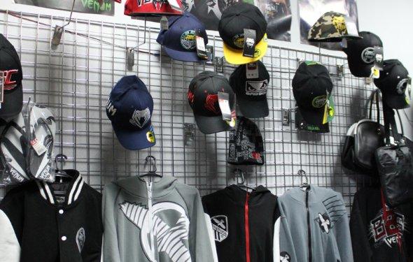 Магазин ММА - спортивная