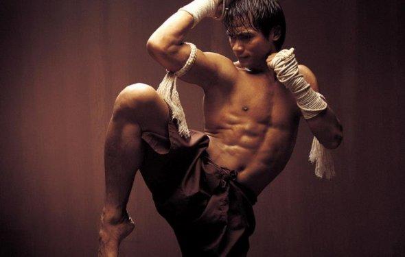 Техника в тайском боксе или