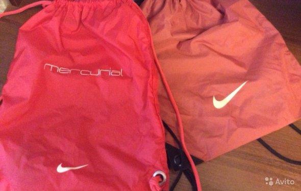 Спортивные мешки — фотография