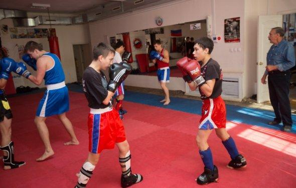 Клуб кикбоксинга и бокса
