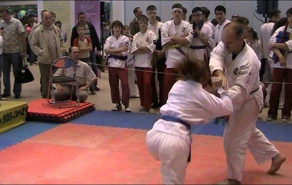 Уличный рукопашный бой